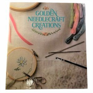 Golden Needlecraft Creations Patterns Instruction